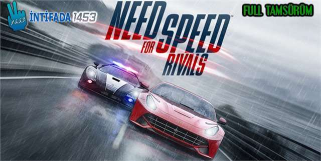 IFNeed for Speed Rivals 2014