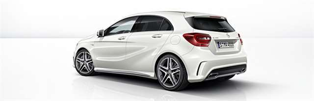 Mercedes A 45 Amg 4Matic